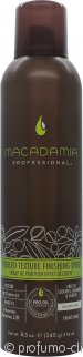 Macadamia Professional Tousled Texture Finishing Spray per Capelli 316ml