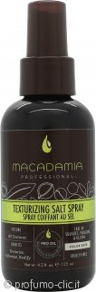 Macadamia Professional Texturizing Salt Spray per Capelli 125ml