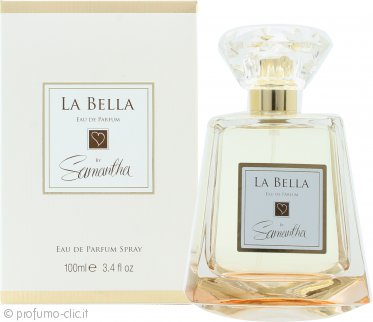 Samantha Faiers La Bella Eau De Parfum 100ml Spray