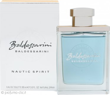 Baldessarini Nautic Spirit Eau de Toilette 90ml Spray