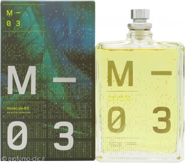 Escentric Molecules Molecules 03 Eau de Toilette 100ml Spray