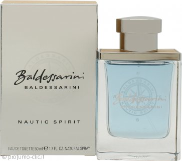 Baldessarini Nautic Spirit Eau de Toilette 50ml Spray