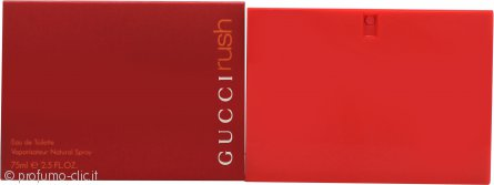 Gucci Rush Eau de Toilette 75ml Spray