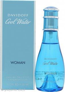 Davidoff Cool Water Eau de Toilette 50ml Spray