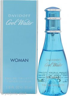 Davidoff Cool Water Eau de Toilette 30ml Spray