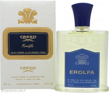 Creed Erolfa Eau de Parfum 120ml Spray