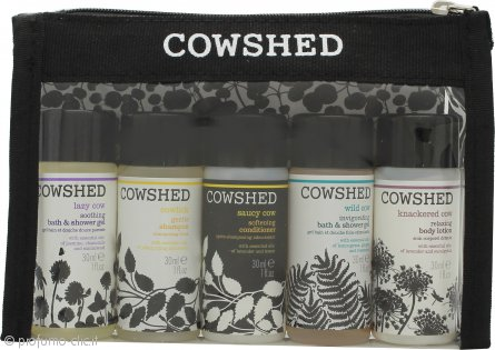 Cowshed Pocket Cow Confezione Regalo 5 x 30ml