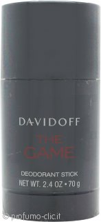 Davidoff The Game Deodorante Stick 70g