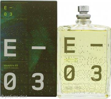 Escentric Molecules Escentric 03 Eau de Toilette 100ml Spray