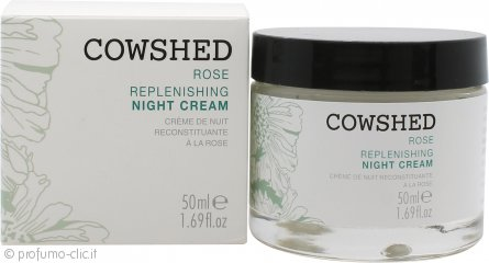 Cowshed Rose Replenishing Crema Notte 50ml
