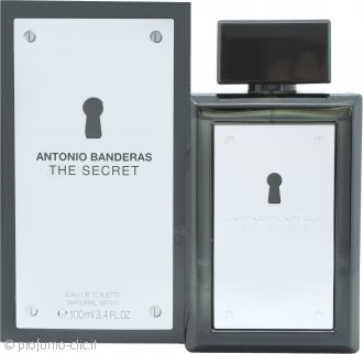 Antonio Banderas The Secret Eau de Toilette 50ml Spray
