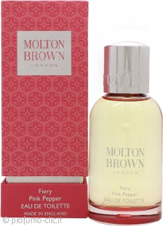 Molton Brown Fiery Pink Pepper Eau de Toilette 50ml Spray