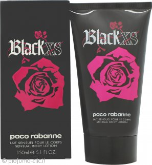 Paco Rabanne Black XS Lozione per il Corpo 150ml