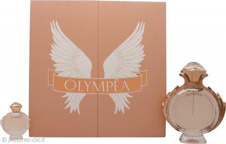 Paco Rabanne Olympea Confezione Regalo 80ml EDP + 6ml EDP
