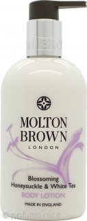 Molton Brown Blossoming Honeysuckle & White Tea Lozione Corpo 300ml
