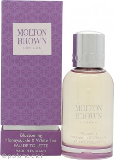 Molton Brown Blossoming Honeysuckle & White Tea Eau de Toilette 50ml Spray