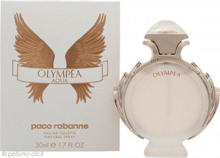 Paco Rabanne Olympea Aqua Eau de Toilette 50ml Spray