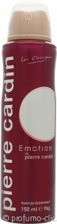 Pierre Cardin Emotion Deodorante 150ml Spray