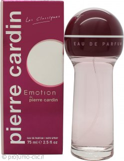 Pierre Cardin Emotion Eau de Parfum 75ml Spray