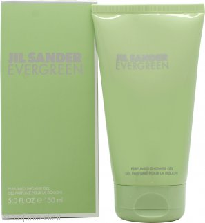 Jil Sander Evergreen Gel Doccia 150ml