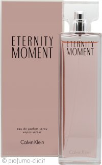 Calvin Klein Eternity Moment Eau de Parfum 100ml Spray