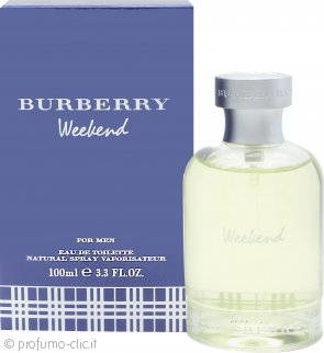 Burberry Weekend Eau de Toilette 100ml Spray