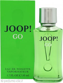 Joop! Go Eau de Toilette 50ml Spray