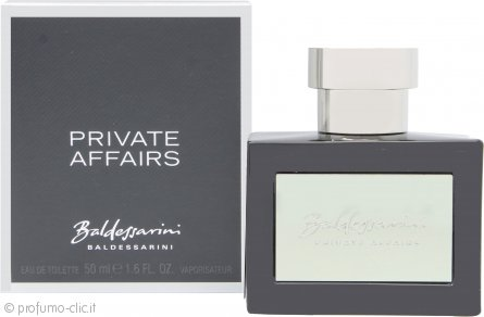 Baldessarini Private Affairs Eau de Toilette 50ml Spray