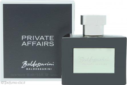 Baldessarini Private Affairs Eau de Toilette 90ml Spray