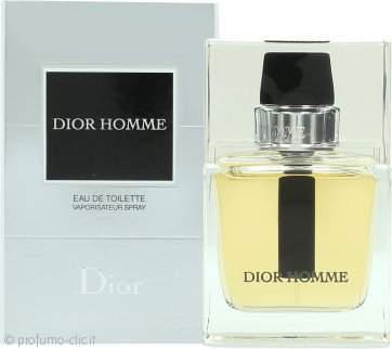 Christian Dior Dior Homme Eau De Toilette 50ml Spray