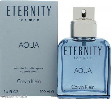 Calvin Klein Eternity Aqua Eau de Toilette 100ml Spray