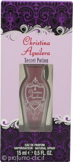 Christina Aguilera Secret Potion Eau de Parfum 15ml Spray