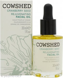 Cowshed Cranberry Seed Rejuvenating Olio per il Viso 30ml