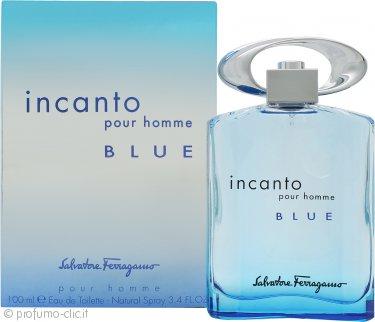 Salvatore Ferragamo Incanto Pour Homme Blue Eau de Toilette 100ml Spray