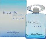 Salvatore Ferragamo Incanto Pour Homme Blue