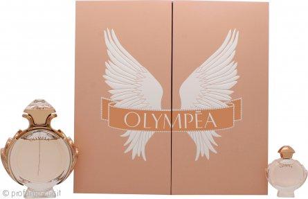 Paco Rabanne Olympea Confezione Regalo 50ml EDP + 6ml EDP
