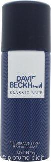 David Beckham Classic Blue Body Spray 150ml