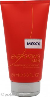 Mexx Energizing Man Gel Doccia 150ml