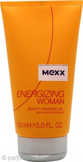 Mexx Energizing Woman Gel Doccia 150ml