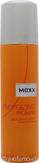 Mexx Energizing Woman Deodorante Spray 150ml