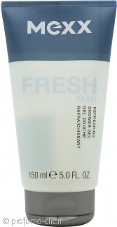Mexx Fresh Man Gel Doccia 150ml