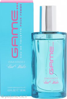 Davidoff Cool Water Game Eau de Toilette 30ml Spray