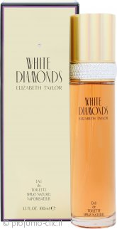 Elizabeth Taylor White Diamonds Eau de Toilette 100ml Spray