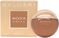 Bvlgari Aqva Amara Eau de Toilette 100ml Spray