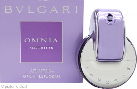 Bvlgari Omnia Amethyste Eau De Toilette 65ml Spray