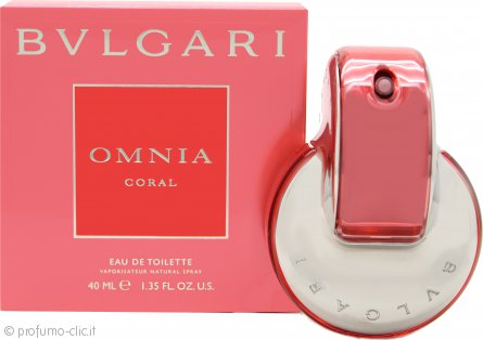Bvlgari Omnia Coral Eau de Toilette 65ml Spray