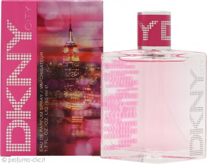 DKNY City Women Eau de Parfum 50ml Spray