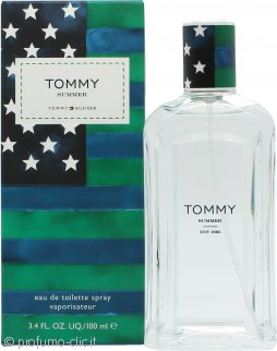 Tommy Hilfiger Tommy Summer 2016 Eau de Toilette 100ml Spray