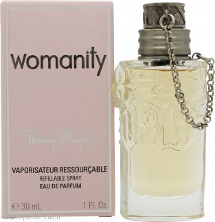 Thierry Mugler Womanity Eau de Parfum 80ml Spray Ricaricabile