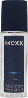 Mexx Magnetic Man Deodorante Spray 75ml
